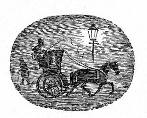 Hansom Cab Lauritzen